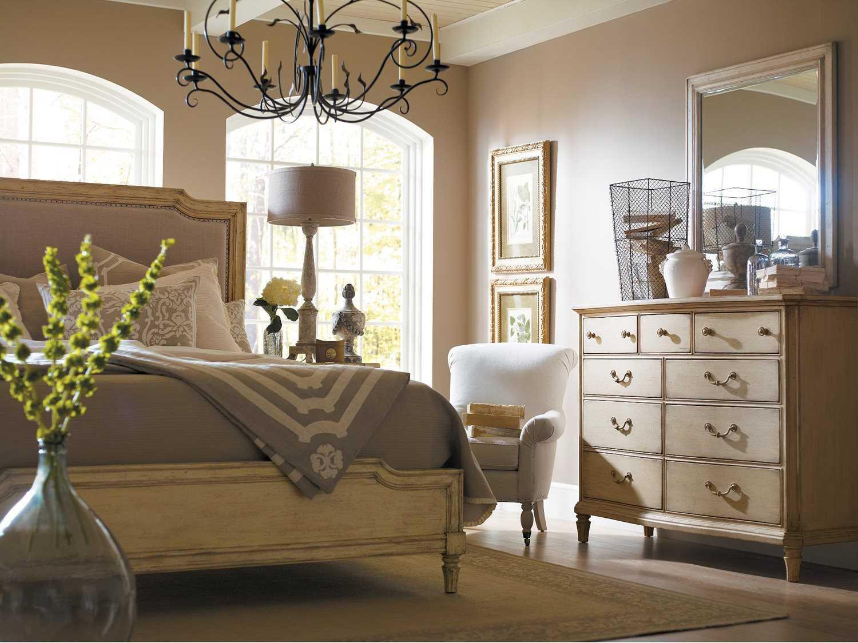 Stanley Furniture European Cottage Bedroom Set Sl0072352set