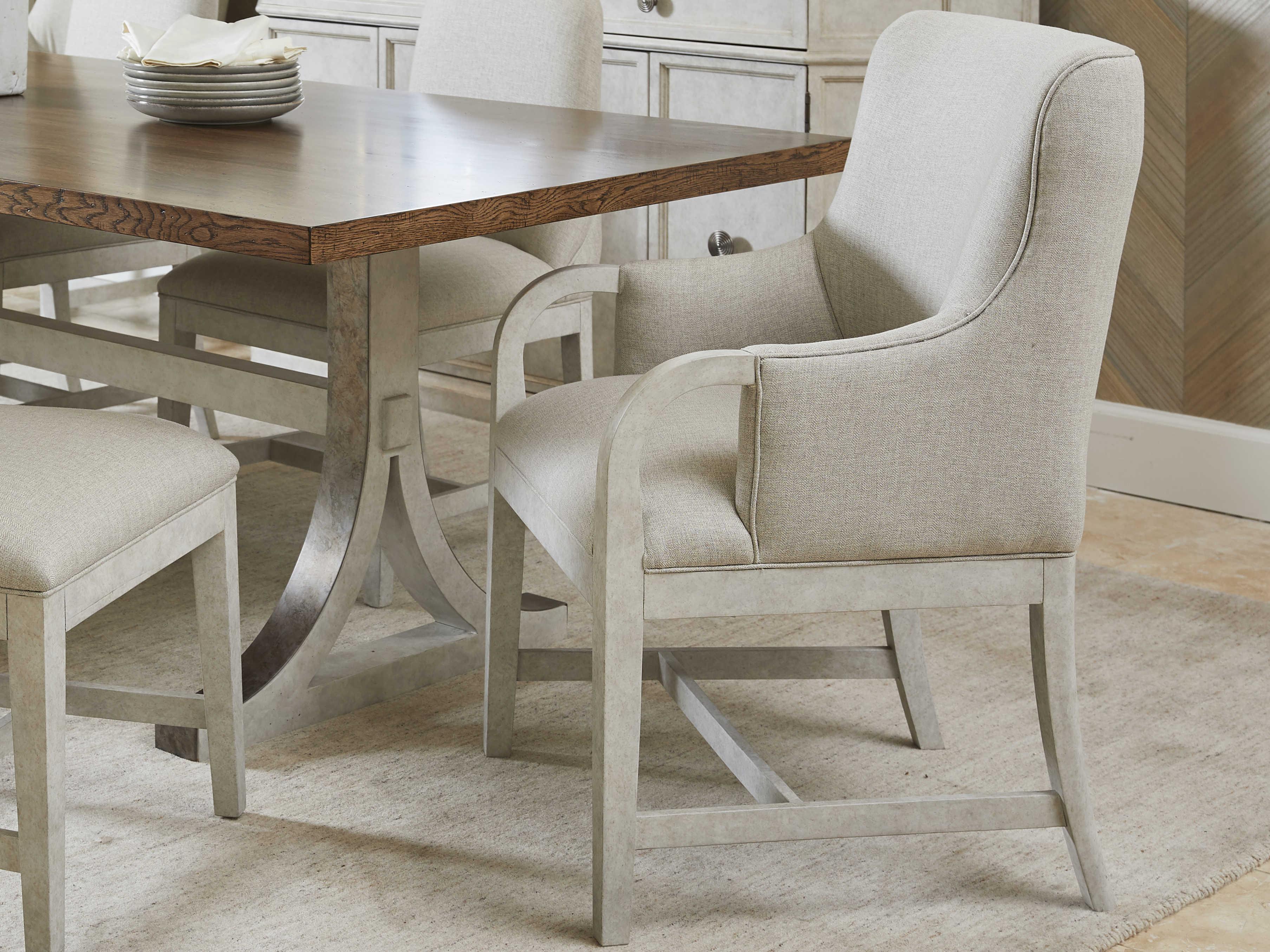 Stanley Furniture Hillside Arm Dining Chair Sl811d170