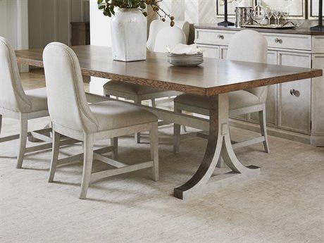 Stanley Furniture Hillside 78'' Wide Rectangular Dining Table