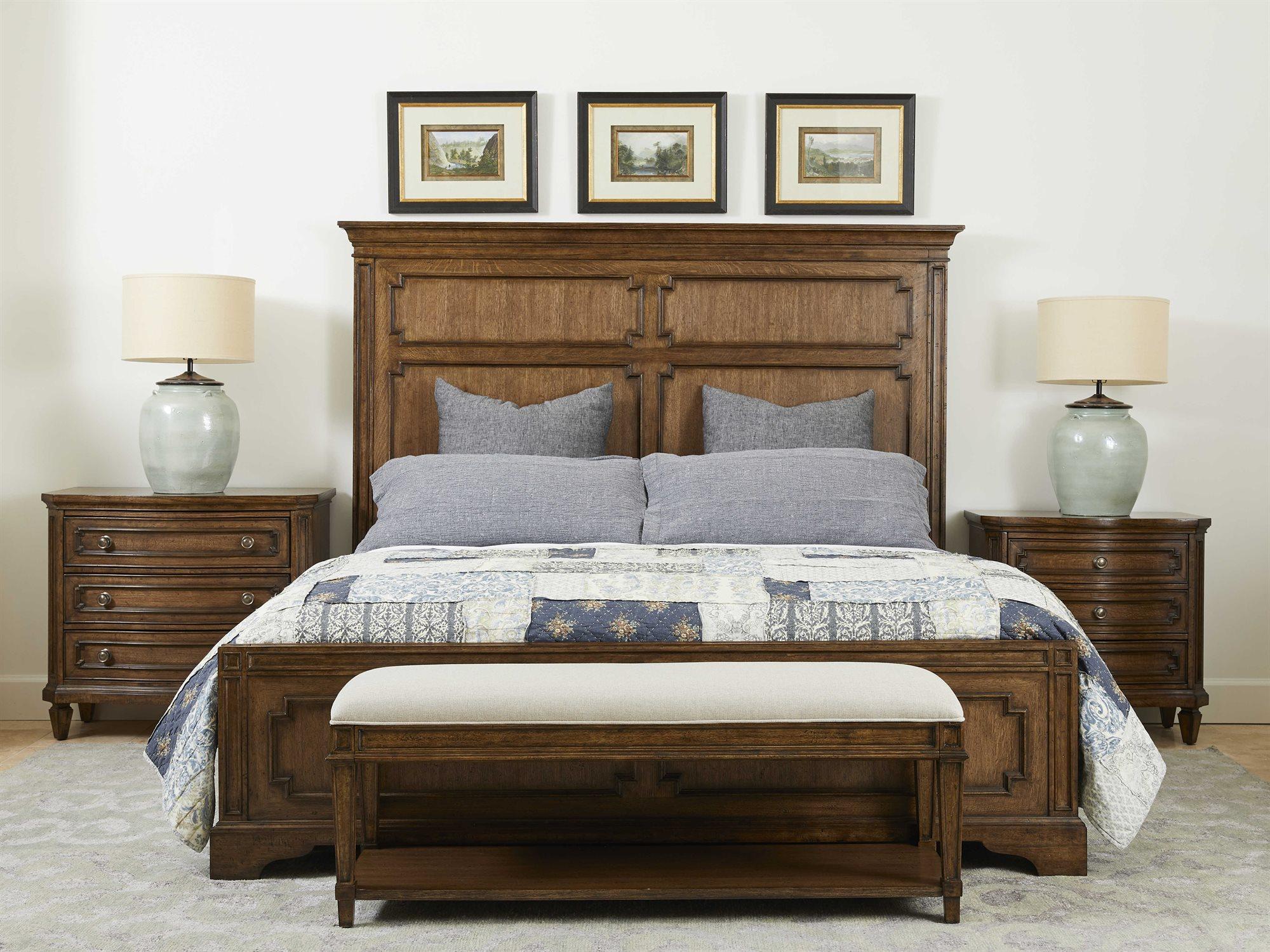 Stanley Furniture Hillside Bedroom Set Sl811c340set