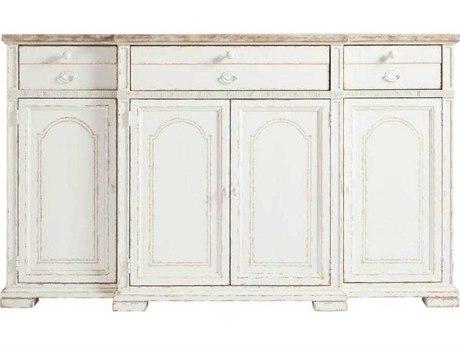 Stanley Furniture Juniper Dell 17th Century White 77''W x 21''D Buffet SL6152105