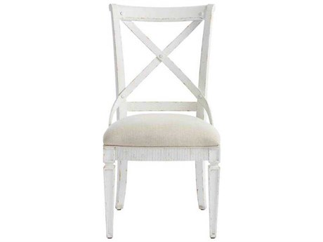 Stanley Furniture Juniper Dell 17th Century White Dining Side Chair SL6152160