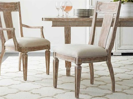 Stanley Furniture Juniper Dell English Clay Contemporary Dining Side Chair SL6156165