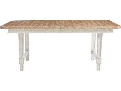 Stanley Furniture Juniper Dell 17th Century White 76''L x 46''W Rectangular Dining Table