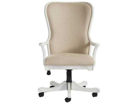 Stanley Furniture Juniper Dell 17th Century White Desk Chair SL6152575