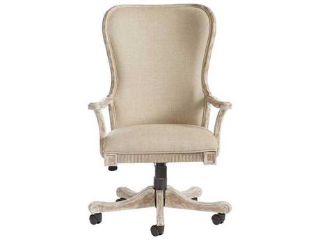 Stanley Furniture Juniper Dell English Clay Desk Chair (OPEN BOX) OBX6156575OPENBOX