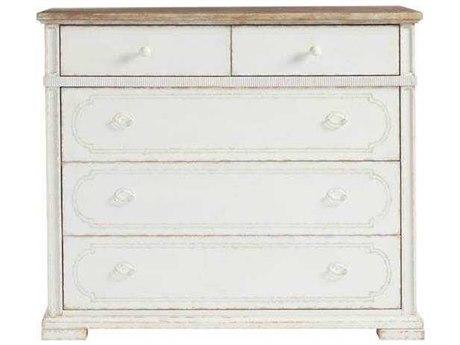 Stanley Furniture Juniper Dell 17th Century White 49''W x 20''D Media Chest SL6152311