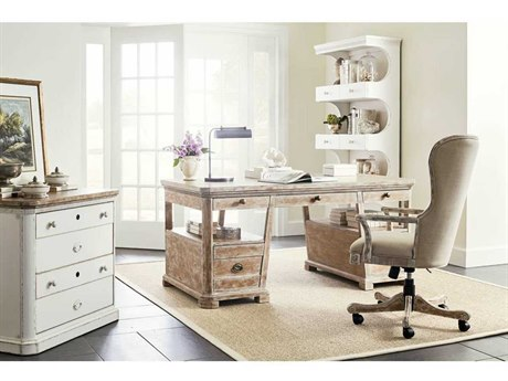 Stanley Furniture Juniper Dell Secretary Desk Home Office Set SL6156503SET