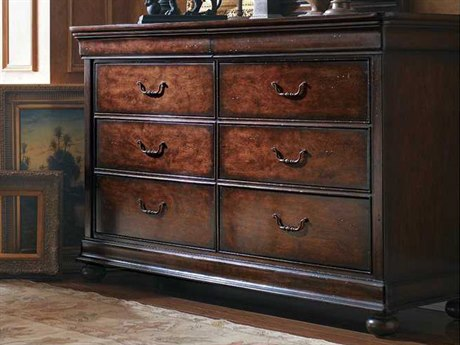 Stanley Furniture Louis Philippe Orleans Double Dresser SL0581305