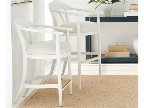Stanley Furniture Panavista Alabaster Studio Barstool SL7042173