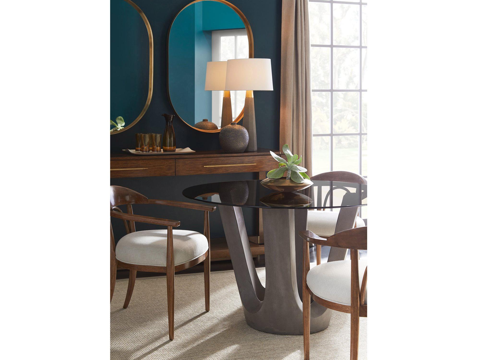 stanley furniture dining room set | Stanley Furniture Panavista Dining Room Set | SL7049132SET