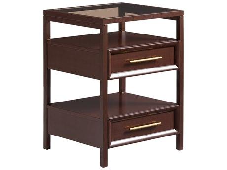 Stanley Furniture Panavista Garnet 20''W x 18''D Rectangular Archetype Telephone Table SL7044381