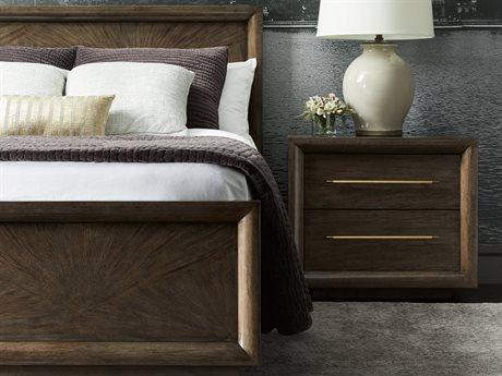 Stanley Furniture Panavista Quicksilver Panel Bed Bedroom Set SL7043340SET