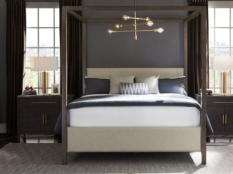 Stanley Furniture Panavista Quicksilver Poster Bed Bedroom Set SL7043342SET