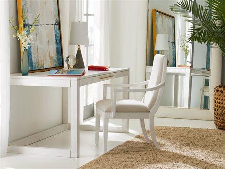 Stanley Furniture Panavista Alabaster Secretary Desk Home Office Set SL7042503SET