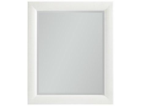 Stanley Furniture Panavista Alabaster 38.5''W x 48''H Rectangular Panorama Portrait Mirror