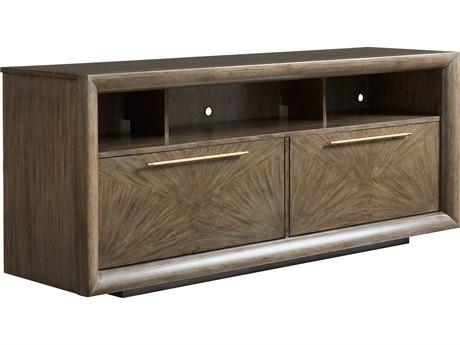 Stanley Furniture Panavista Quicksilver 72''W x 20''D Panorama Media Console SL7043531