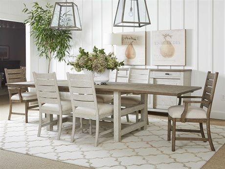 stanley furniture dining room set | Stanley Furniture Portico Dining Room Set | SL801A136SET