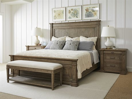 Stanley Furniture Portico Bedroom Set SL801A345SET