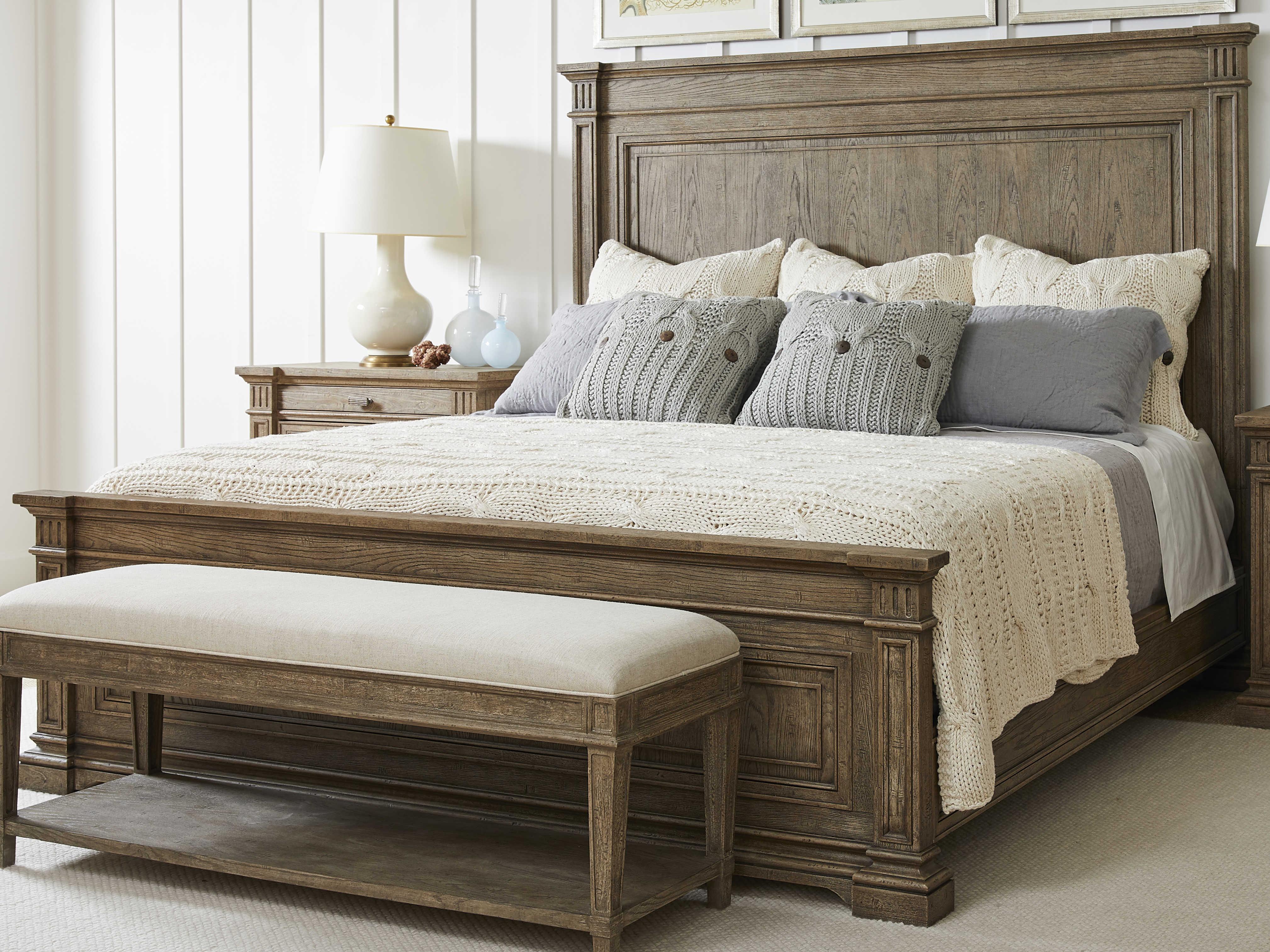 Stanley Furniture Portico Bedroom Set Sl801a345set