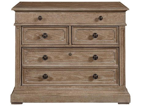 Stanley Furniture Wethersfield Estate Brimfield Oak 34.5''L x 24''W Lateral File