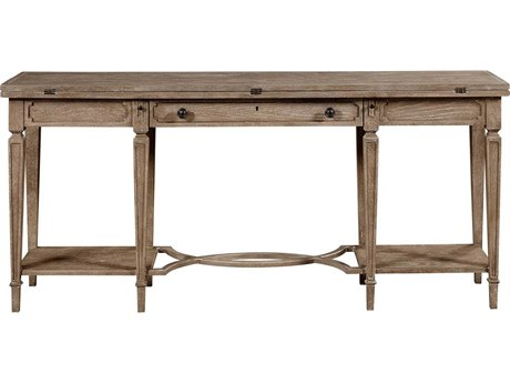 Stanley Furniture Wethersfield Estate Brimfield Oak 68''L x 16''W Rectangular Flip Top Table SL5181505
