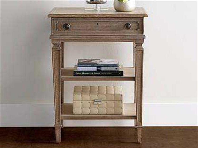 Stanley Furniture Wethersfield Estate Brimfield Oak 22 L X 18 W Rectangular