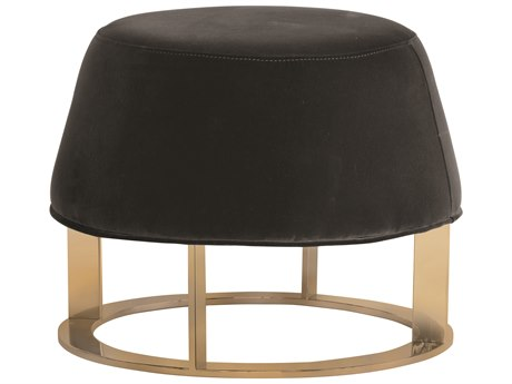 Sunpan Cavo Yellow Gold Giotto Shale Grey / Ottoman