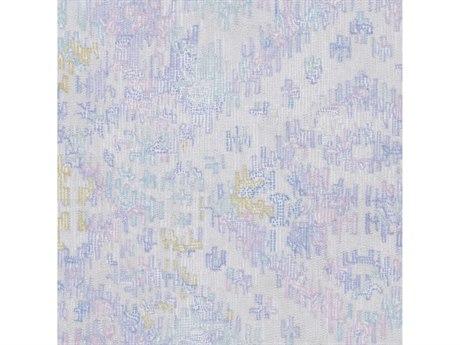 Surya Antigua Denim / Bright Blue / Lilac Square Sample