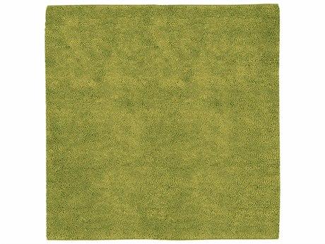 Surya Aros 8' Square Green Area Rug