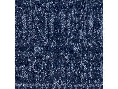 Surya Baylee Dark Blue / Sky Square Sample
