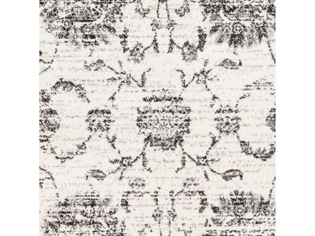 Surya Baylee Medium Gray / Silver Square Sample