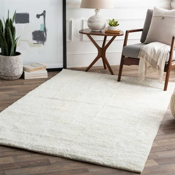 Surya Calidus Cream Rectangular Area Rug SYCLU1000REC
