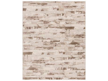 Surya Contempo Rectangular Beige Area Rug