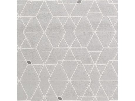Surya Contempo Light Gray / White Medium Square Sample