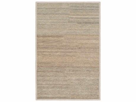 Surya Equilibrium Ivory / Taupe / Khaki Rectangular Area Rug