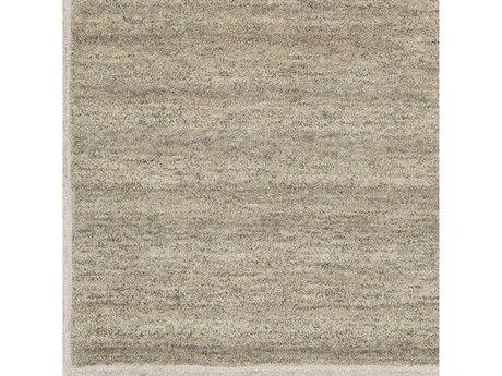 Surya Equilibrium Ivory / Taupe / Khaki Square Sample