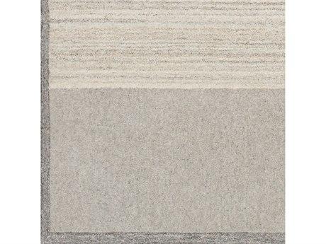 Surya Equilibrium Khaki / Camel / Medium Gray Square Sample