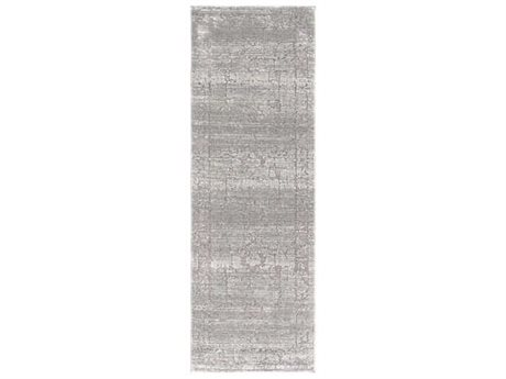 Surya Florence Medium Gray Runner Area Rug