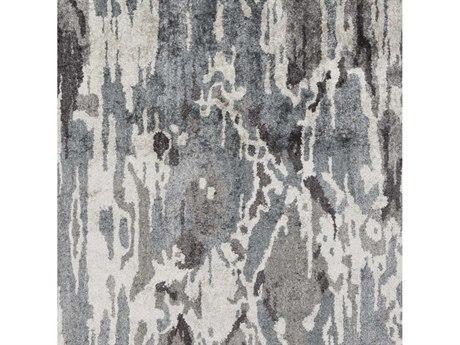 Surya Gemini Charcoal / Black Taupe Square Sample