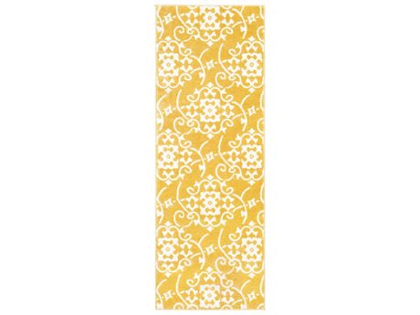 Surya Horizon Wheat / Cream Runner Area Rug