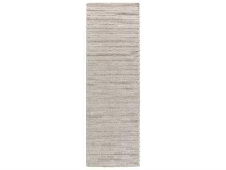 Surya Kindred 2'6'' x 8' Rectangular Ivory Runner Rug