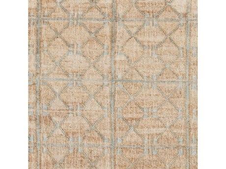 Surya Laural Khaki / Medium Gray Cream Square Sample