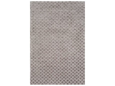 Surya Molana Medium Gray / Light Rectangular Area Rug SYMOA1006REC