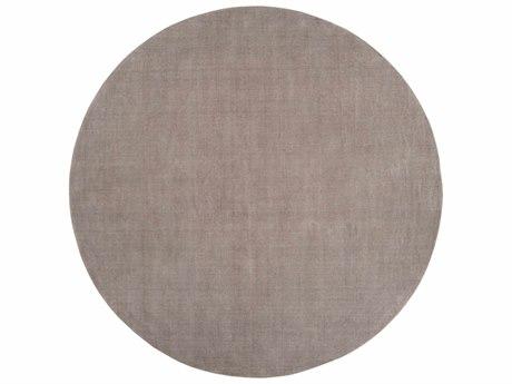 Surya Mystique Gray Round Area Rug SYM266ROU
