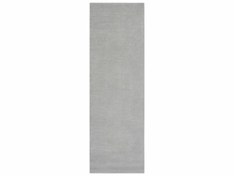 Surya Mystique Medium Gray Runner Area Rug