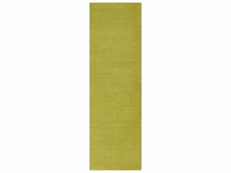 Surya Mystique Lime Runner Area Rug