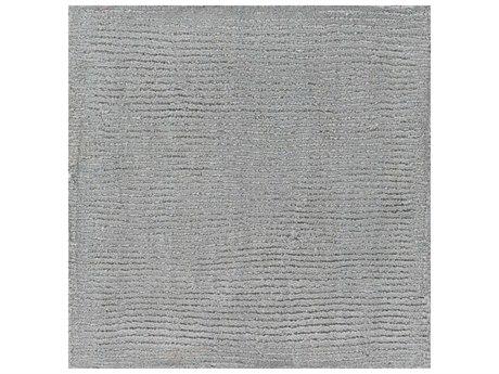 Surya Mystique Medium Gray Square Sample