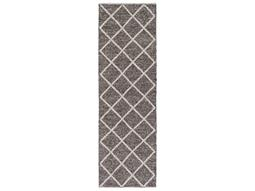 Napels Dark Brown / Cream Runner Area Rug