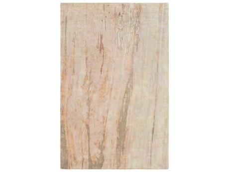 Surya Pisces Olive / Blush Wheat Camel Rectangular Area Rug